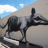 ROA új falfestményei Perthben