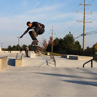 Robbyn Magby - 720 double kickflip slow motion