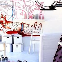 Lakásfest és szoba deko - Alëxone - Hip-Hop Corners