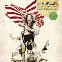 Stroke Special Edition - Német urban art a Millenárison - 2011. április 21. 18:00h