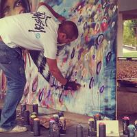 Urban Tactics x PopUp - Élő festés a Gödörnél