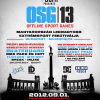 OSG13 Extrémsport Fesztivál most szombaton!