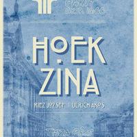 Hoek x Zina - Élő festés a pécsi Tisza Cipő boltban