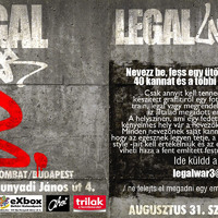 Legal War 3 Graffiti Stylebattle