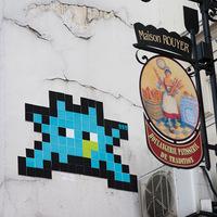 Invázió Párizsban 2. - Space Invader