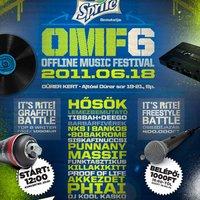 Offline Music Festival 6. + Graffiti és Freestyle verseny