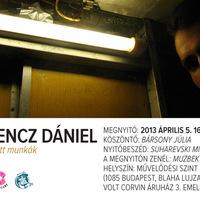 Ferencz Dániel 'Dune One' kiállítása a MüSziben
