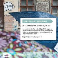Street Art Múzeum - Egy séta, ahol te is felfedezheted a belváros utcaművészetét