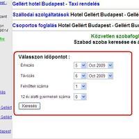 Új foglalási motor a www.hoteltelnet.hu szállodai portálon
