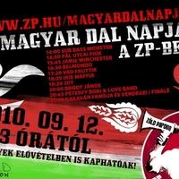 Magyar Dal Napja @ Zöld Pardon - Szept.12. - 13.00