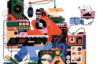 Felvásárlási láz a zeneiparban