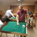 Izgalmas meccsekkel folytatódott a játék