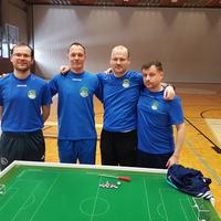Bravúros szereplés az osztrák csapatbajnokságon