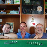 Olasz vendégjáték Budapesten