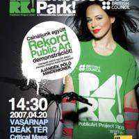 Park! Public Art Project