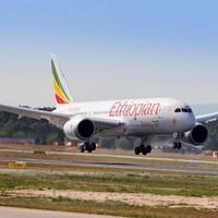 Napi járatra vált Bécsben az Ethiopian Airlines