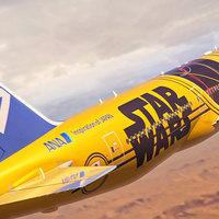 Újabb ANA repülőgép kap Star Wars festést!