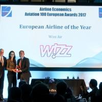 A Wizz Air lett az év európai légitársasága