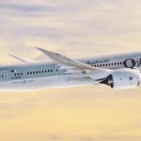 Hivatalos! Budapestre jön a Qatar Airways Dreamliner repülőgépe