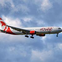 Megváltozik az Air Canada Rouge budapesti járatának menetrendje!