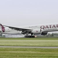 Hamarosan megjelenhet a Boeing 777F típus a Qatar Cargo budapesti útvonalán