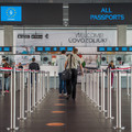 76 százalékkal esett vissza a koronavírus miatt az éves utasforgalom Ferihegyen