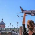 Két új francia Ryanair útvonal indul a télen Budapestről!