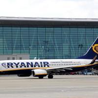 Több budapesti járatnál járatszám emelést hajt végre az új téli menetrendben a Ryanair