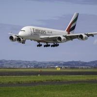 Július 1-jén indíthatja első menetrendszerinti A380-as járatát az Emirates Bécsbe!