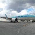 A Korean Air Cargo megérkezett Budapestre!