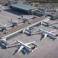 2016-os tervek a Budapesti reptéren: új parkolók, VIP váró a 2A-n!