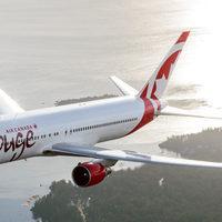 Bukarestbe és Zágrába indít járatokat az Air Canada Rouge