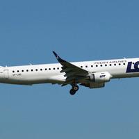 Ősztől már Prágába is repülhet a LOT Budapestről!