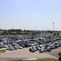 40%-al több parkolóhely lesz a budapesti repülőtéren!