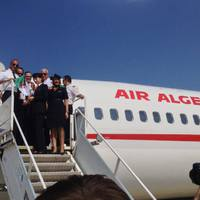 Ősz végéig biztosan lesz Air Algerie járat
