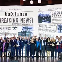 Repülőtéri partnereit jutalmazta a Budapest Airport