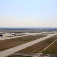 Új gurulóutat kapott a budapesti Liszt Ferenc nemzetközi repülőtér