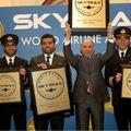 Díjeső a Qatar Airways-nél!