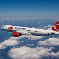 Kiváló évet zárt tavaly a Czech Airlines