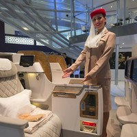 Új Business Class üléseket kapnak a legújabb Emirates 777-esek!