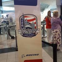Irány Chicagoooo!