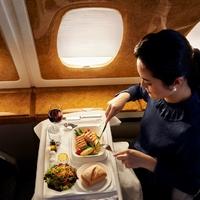 A világ legnagyobb repülő étterme