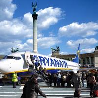 Az ülőhelyek közel 60%-át a fapados légitársaságok adják Budapesten!