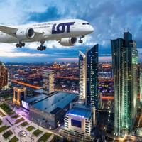 Asztana, Teherán - új járatokat indíthat a LOT