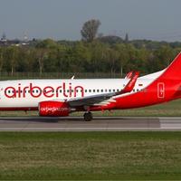 Március 24-től, már napi három járatot indít Budapestről az Air Berlin!