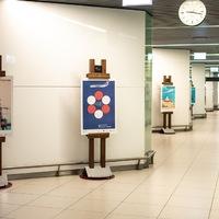 LOT plakátkiállítás nyílt a Budapest Airport Galériájában!