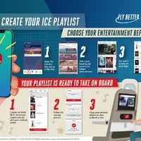 Az Emirates okostelefonos alkalmazásával már otthon megtervezhetjük a fedélzeti szórakozást