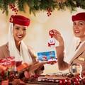 Az Emirates félmillió adag ünnepi menüt szolgál fel a levegőben