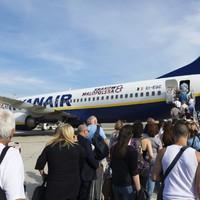 15%-os utasforgalom növekedést ért el novemberben a Ryanair