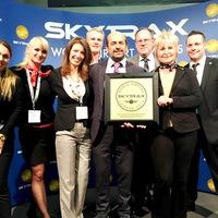 Harmadszorra is elnyerte a Skytrax díját a Budapest Airport!